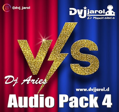 DVJ JAROL AUDIO PACK 4 feat DJ ARIES [2020]